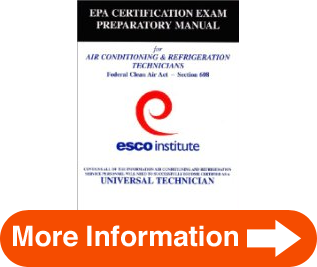 esco institute section 608 certification exam preparatory manual epa rh publicssystole wordpress com epa certification exam preparatory manual pdf epa section 609 certification exam preparatory manual